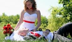 Novomanželé 1
