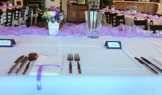 Svatební tabule 1 detail